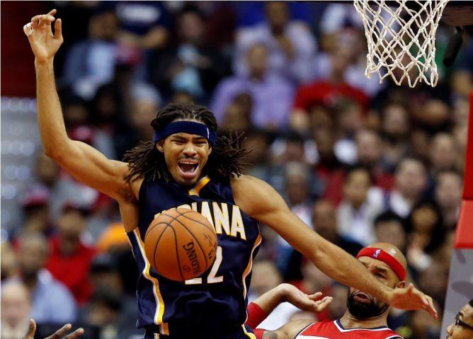 Bintang Indiana Pacers Ditusuk Orang Tidak Dikenal