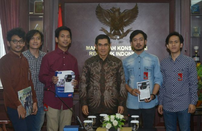 D'Masiv Tunjukkan Kepedulian terhadap Pendidikan Anak Indonesia