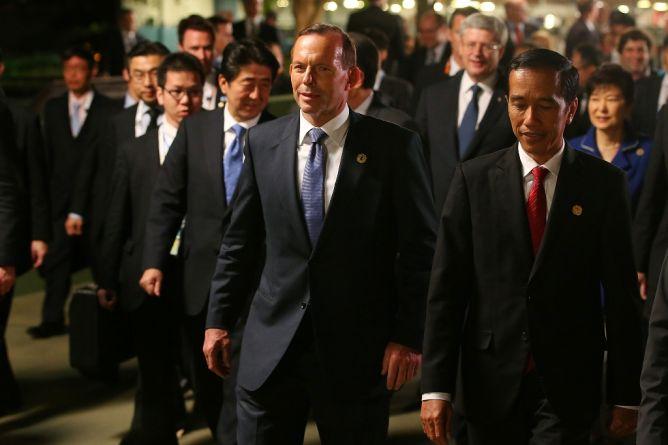 Data Pribadi Presiden Joko Widodo Dibocorkan Australia