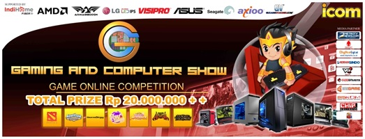 Digitalife Siapkan Ajang Gaming and Computer Show Bulan Depan