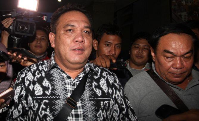 Diperiksa 9 Jam, Fahmi Zulfikar Jelaskan Pembahasan APBD-P DKI 2014