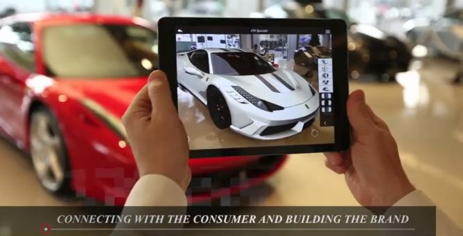 Photo of Ferrari Luncurkan Aplikasi Augmented Reality
