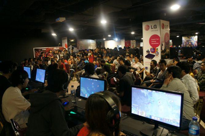 GO PRO ACADEMY Siap Cetak Gamer Profesional