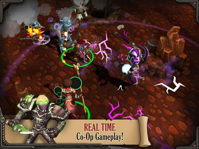 Game MMORPG Eternal Fate Tiba di iOS dan Android