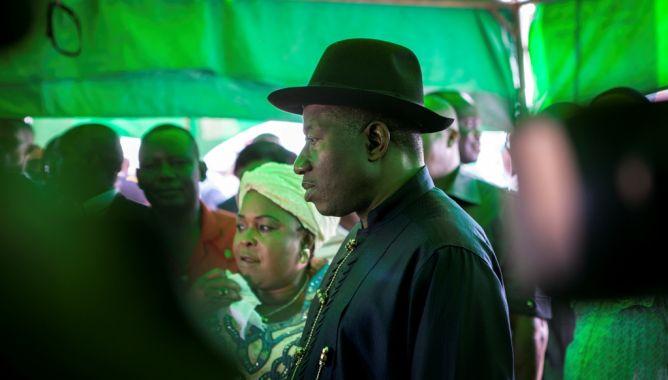 Goodluck Jonathan Akui Kekalahan di Pemilu Nigeria