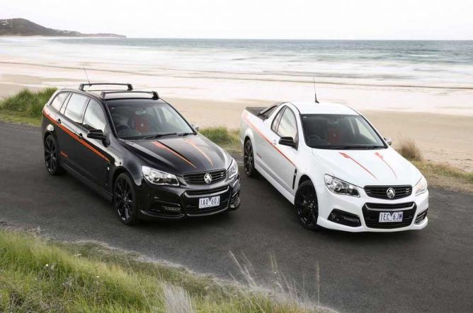 Holden Perkenalkan Commodore Sandman Edition