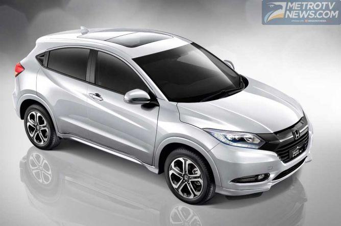 Honda HR-V Kuasai Segmen LSUV Awal Tahun 2015
