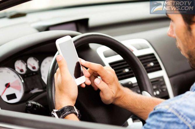 Hyundai Riset Anti Penggunaan Smartphone saat Mengemudi