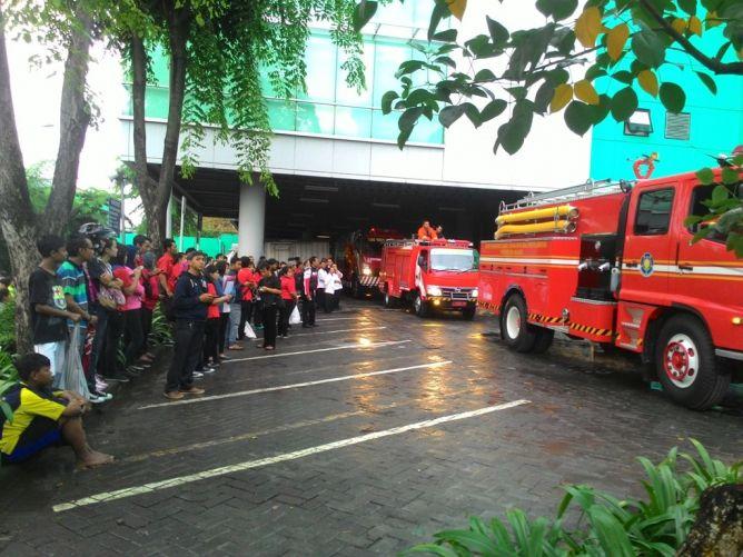 Ini Asal Api Kebakaran di Pondok Indah Mall