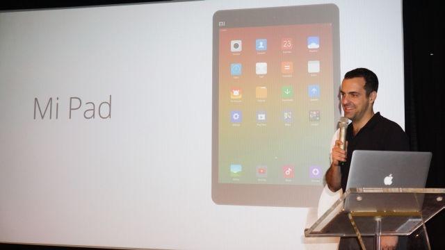 Inilah Spesifikasi Xiaomi Mi Pad