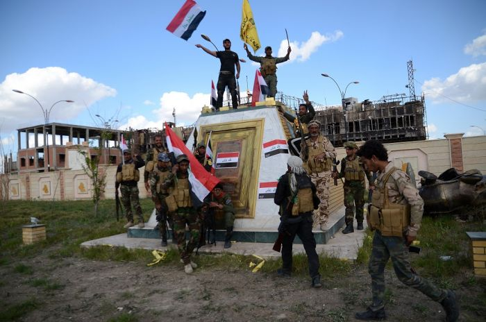 Irak Yakin Dapat Rebut Tikrit dalam Hitungan Jam