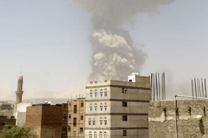 KBRI di Sanaa Hancur, 17 Staf akan Dievakuasi ke Hudaidah