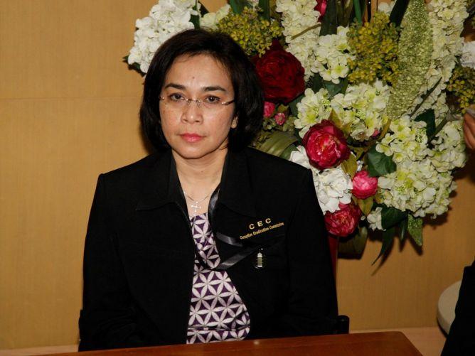 Kabiro Hukum Chatarina Girsang Mundur dari KPK