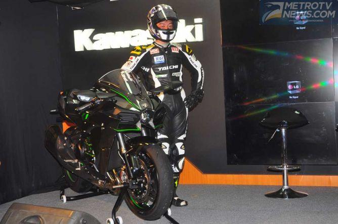 Kawasaki Racing Academy Season-1 Telah Dimulai