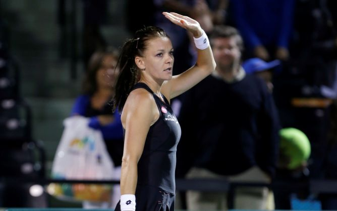 Komentar Radwanska Soal Lawannya di Perempat Final