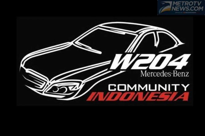 Komunitas Mercedes-Benz W204 Siapkan Perayaan HUT Kedua