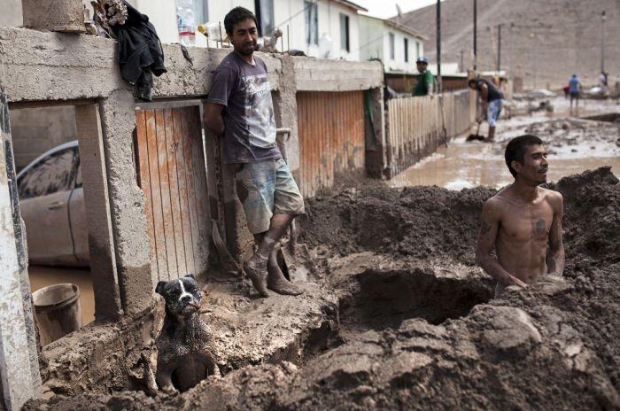 Korban Tewas Banjir Bandang di Chile Jadi 23 Orang