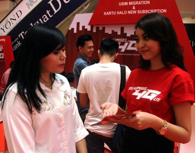 Layanan 4G Telkomsel Merambah Medan