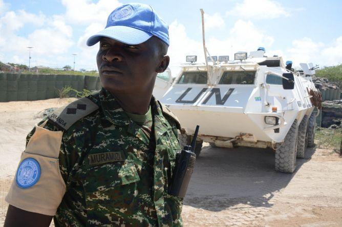 Ledakan Bom Tewaskan Enam Staf PBB
