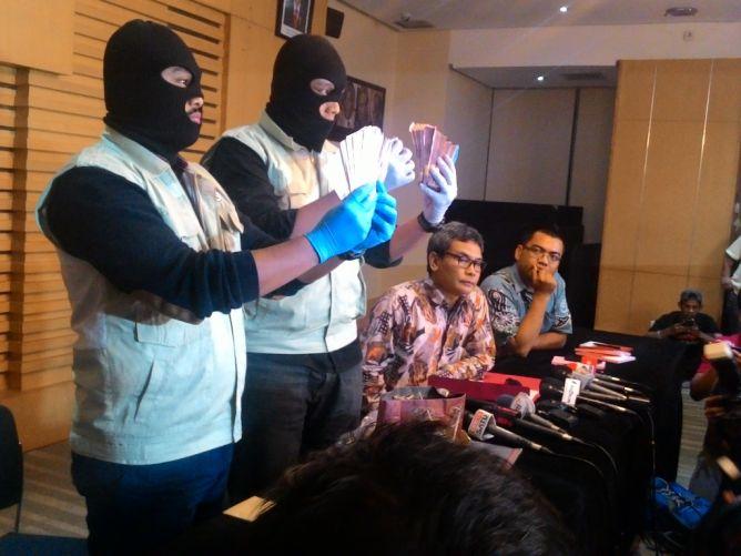 Legislator Adriansyah dan Pengusaha Andrew Hidayat Jadi Tersangka KPK