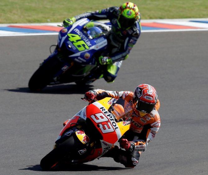 Marquez Bimbang Soal Ban untuk MotoGP Argentina