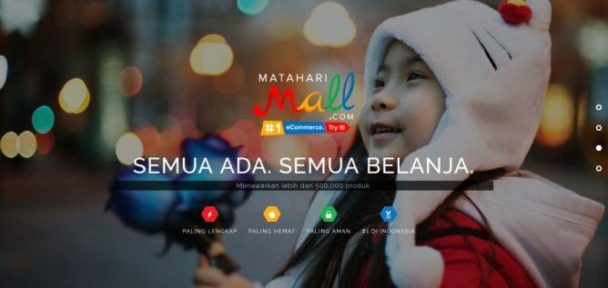 MatahariMall.com Gandeng Credit Suisse dan Bank of America