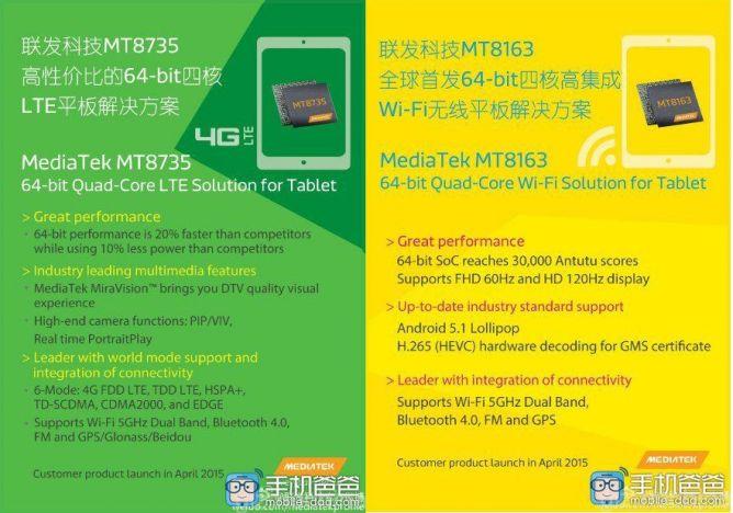 MediaTek Siapkan Prosesor Tablet Teranyar