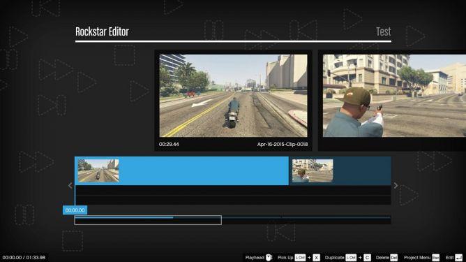 Menjajal Fitur Rockstar Video Editor di GTA V