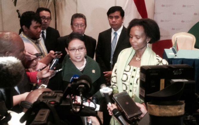 Menlu Afsel Anggap Indonesia Rumah Kedua