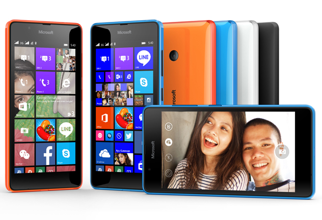 Microsoft Diam-Diam Umumkan Lumia 540