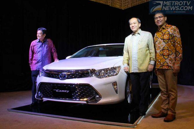 New Toyota Camry, Resmi Diluncurkan dengan Harga Rp545 Juta