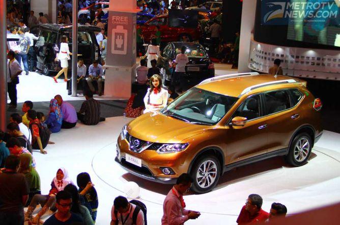 Nissan Bakal Boyong Seluruh Produknya di GIIAS 2015