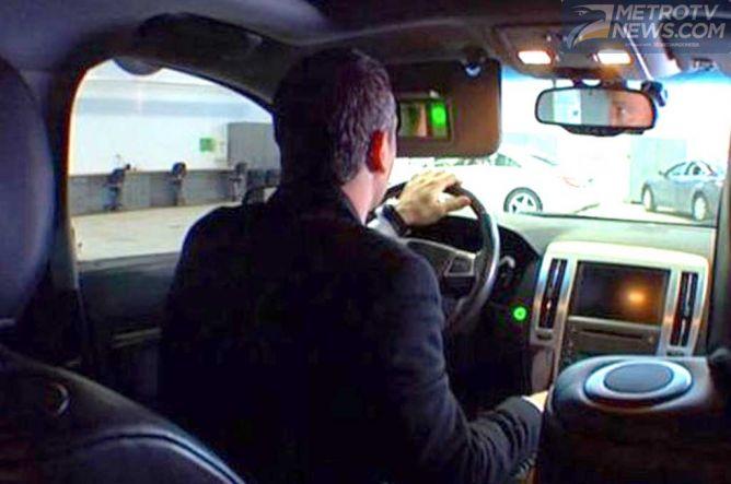 Nyalakan Mesin Mobil, Bisa dengan Scan Retina Mata