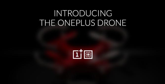 OnePlus Kenalkan Drone DR-1