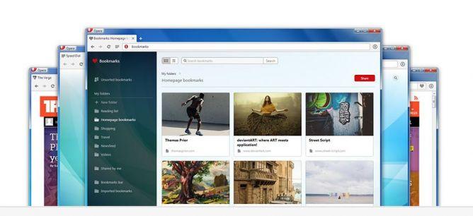 Opera Sediakan Fitur Sinkronisasi Tab pada PC dan Gadget