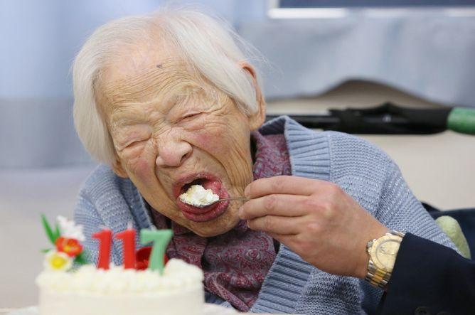 Orang Tertua di Dunia Meninggal di Usia 117
