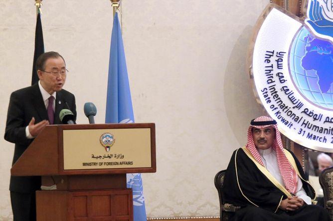 PBB Butuh Miliaran Dolar untuk Selamatkan Warga Suriah