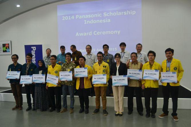 Photo of Panasonic Berikan Sejumlah Beasiswa