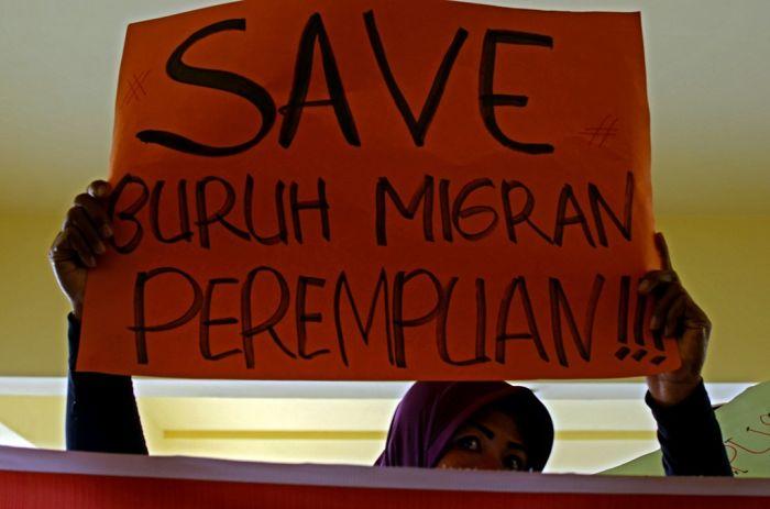 Pemerintah Harus Solidkan Lembaga Terkait Pekerja Migran