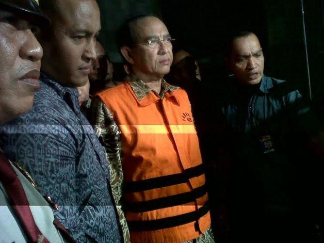 Perjalanan SDA Tersandung Korupsi Haji Hingga Jadi Penghuni Bui