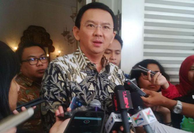 Persiapan KAA, Ahok Sambangi Jokowi