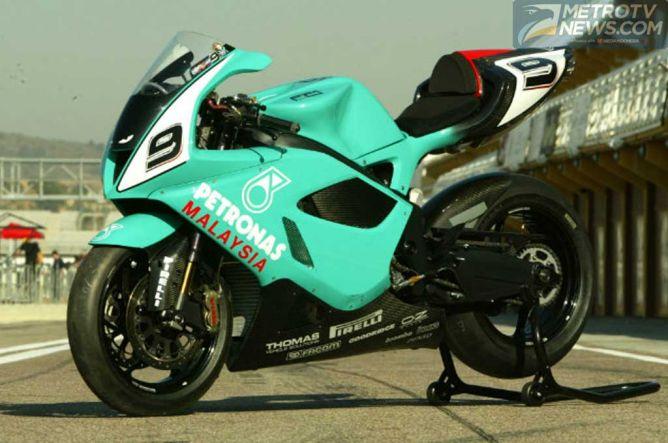 Petronas FP1, Sepeda Motor Nasional Malaysia yang Terlupakan