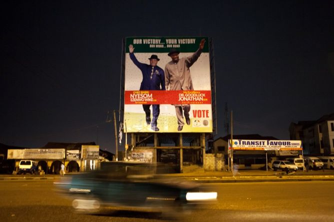 Presiden Nigeria dan Mantan Diktator Bersaing Ketat di Pilpres