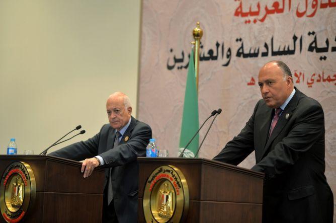 Proyek Militer Gabungan Liga Arab Dipertanyakan