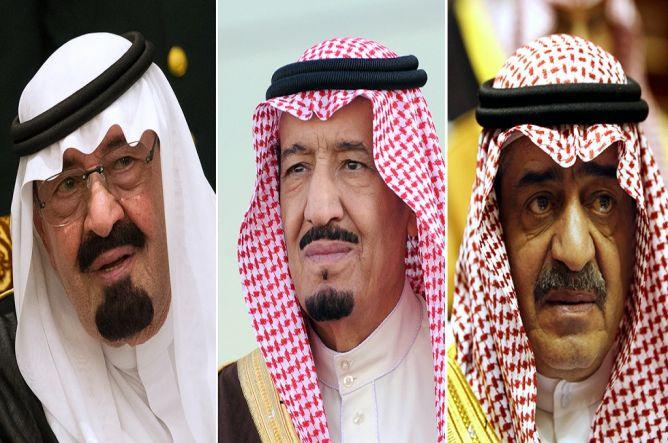 Putra Mahkota Arab Saudi Didepak dari Pewaris Kerajaan