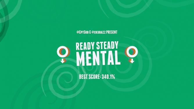 Ready Steady Mental, Game VR Gila untuk Mobile