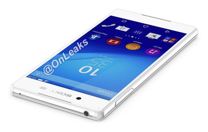 Rumor Spesifikasi Sony Xperia Z4