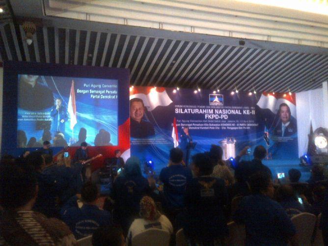 SBY Dibuai Nostalgia Pendiri Demokrat