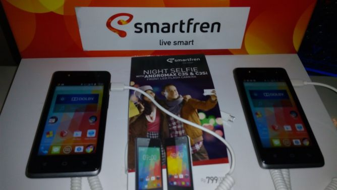 Photo of Spesifikasi Andromax C3s dan C3si