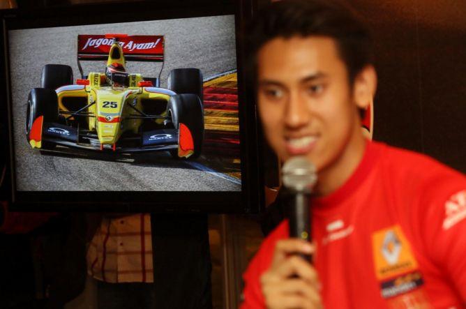 Target ke F1, Sean Ingin Seperti Max Verstapen